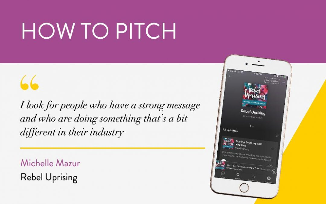 How to Pitch: Rebel Uprising