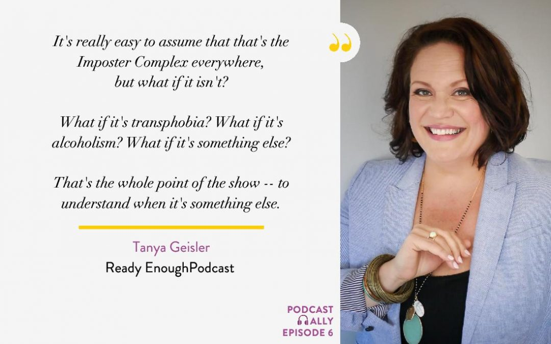 "Being ""Ready Enough"" to Examine Your Message Through an Intersectional Lens with Tanya Geisler"